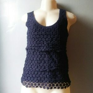 Black J. Crew Tank Top - Small
